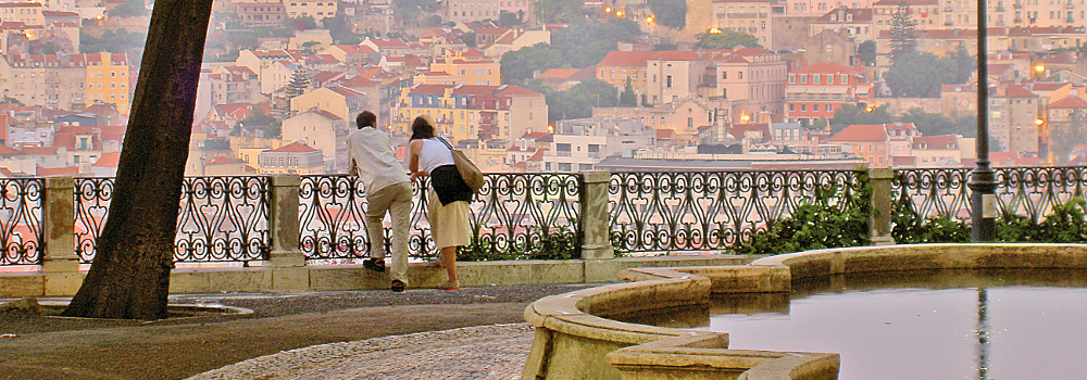 Lisboa, one of the top 50 cities in the world...